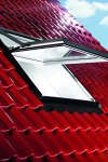 Roto R75 K 54x118 iš PVC su WD