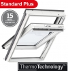 Velux Standard Plus GLU 0051 66x118 dengtas poliuretanu